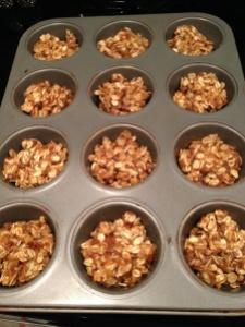 oatcakes muffin