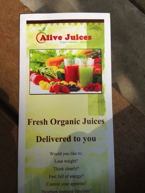 Alive juices